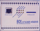 iBox smart datalogger with embedded webserver cloud